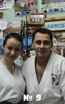 9 Наталья и Сергей Патракеевы