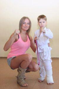 Неужели Кёкушин убивает женственность – Вера Буянова