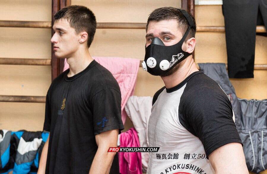 Неоднократный призер и Чемпион Европы Исмаилов_Эльдар (Херсон)