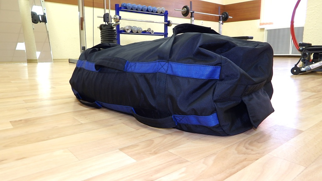 A collection of the best exercises with Sandbag - Part 1 of 7