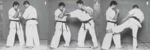 Подготовка бойца от Хироки Куросава – Лоу-кик через атаку рукам