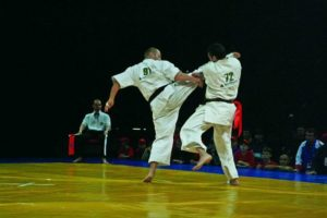 Бой за звание чемпиона России 2005 года против Анзора Шихабахова