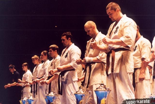 10 февраля 2002 г. Третий Открытый Кубок России ИКО-1