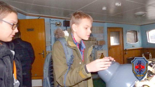 Клуб «Тэнгу Pro» на Атомном ледоколе «Ленин»