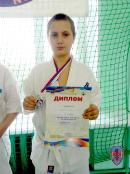 Муратов Егор Владимирович – Воспитанник клуба «Тэнгу Про»