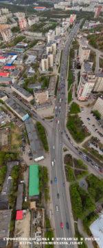 Аэросъёмка Квадрокоптером в Мурманске