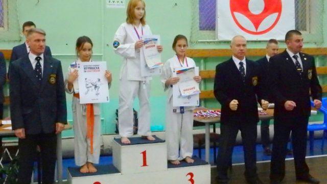 Первенство и Чемпионат города Мурманска по Киокусинкай карате