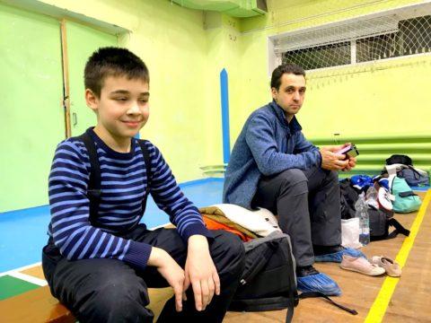 В Апатиты на выходные съехались юные каратисты со всей области (10)