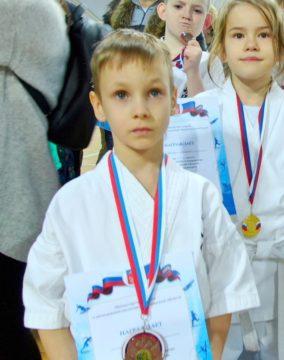 Быков Николай – Воспитанник клуба «Тэнгу Про»