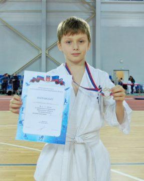 Андрюшин Денис – Воспитанник клуба «Тэнгу Про»