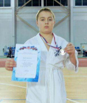 Сысоев Семён – Воспитанник клуба «Тэнгу Про»