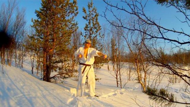 Особенности тренировки в Зимний период