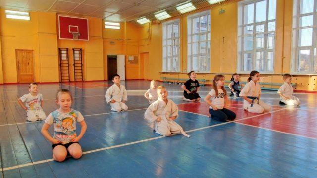 Тренировки для детей от 4 лет в Мурманске. Центр спортивной подготовки «Тэнгу Про»