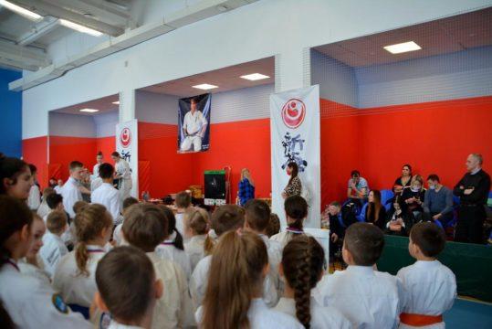 Открытое первенство и Чемпионат города Кировск по Синкёкусинкай карате – 03 апреля 2021