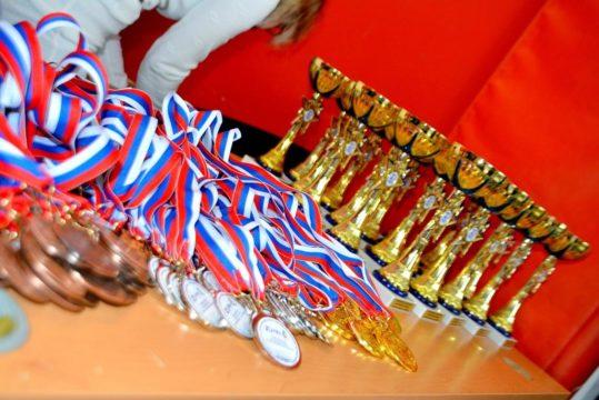 5 из 5 участников заняли Призовые маста отметил генеральный директор АНО Центр Спортивной подготовки «Тэнгу Про» (Боевые искусства) Бабенко Виталий