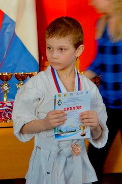 Квитко Матвей Романович – Воспитанник ЦСП «Тэнгу Про»
