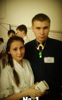 1 Лера Маслова и брат Роман