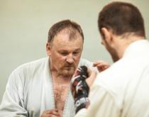 Пятый раз в Мурманск приезжает провести УТС - ЗМС Шихан Алексей Горохов (140)