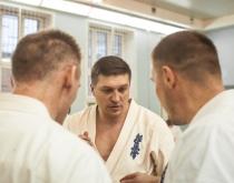 Пятый раз в Мурманск приезжает провести УТС - ЗМС Шихан Алексей Горохов (44)