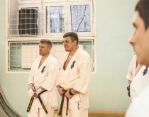 Пятый раз в Мурманск приезжает провести УТС - ЗМС Шихан Алексей Горохов (86)