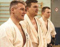 Пятый раз в Мурманск приезжает провести УТС - ЗМС Шихан Алексей Горохов (91)