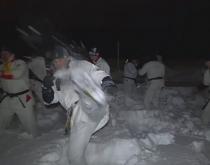 Зимняя школа Федерации Кёкусинкай России 2017 (11)