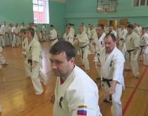 Зимняя школа Федерации Кёкусинкай России 2017 (38)