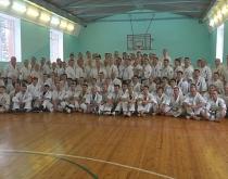 Зимняя школа Федерации Кёкусинкай России 2017 (7)