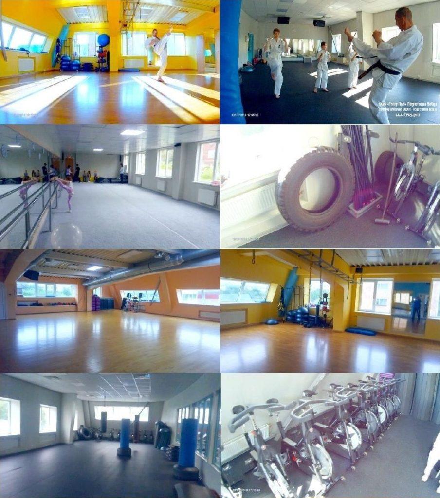 Клуб «Тэнгу Про» Самооборона и Подготовка бойца Кёкусинкай карате