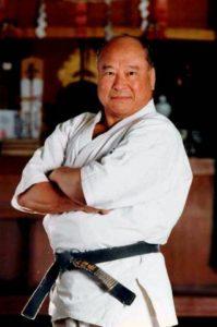 Создатель Кёкусинкай мастер Масутацу Ояма