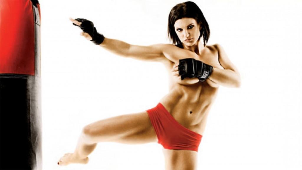 Фото голых девушек бойцов