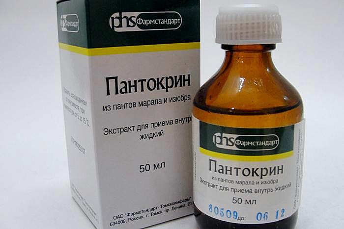 Пантокрин (Pantocrine)