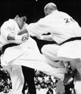 На VI чемпионате мира Куросава занял лишь 6-е место, но сыграл важную роль в обеспечении побед Ямаки и Кадзуми, став заслоном на пути сильных бойцов из-за границы