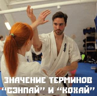 """О значении терминов """"сэнпай"""" и """"кохай"""""""