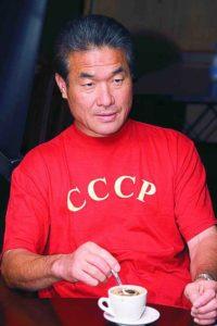 Рояма Хацуо – большой друг русских каратистов