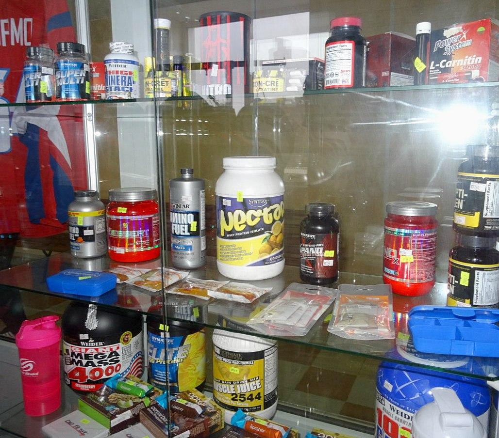 Протеиновые коктейли, белково-углеводные смеси, жиросжигатели, изотоники и другие специальные продукты и напитки для достижения спортивных целей