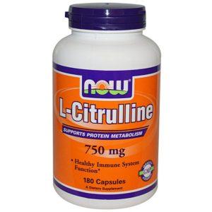 Цитруллин мощный восстановитель мышц, профилактирует перетренированность