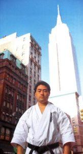 В качестве президента Международной организации каратэ (IKO-1) Мацуи побывал во многих странах мира. Особенно понравился Нью-Йорк