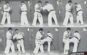 Подготовка бойца от Хироки Куросава – Лоу-кик через атаку руками