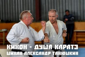 Кихон - душа каратэ. Шихан Александр Танюшкин