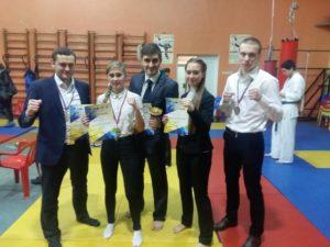 Результаты Открытого первенства и чемпионата города Мурманска по Киокусинкай