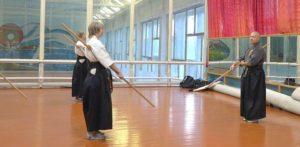 Бо (Шест) - основная группа. 11 сборы по Кобудо-Кёкусинкай СЗФО России 2016