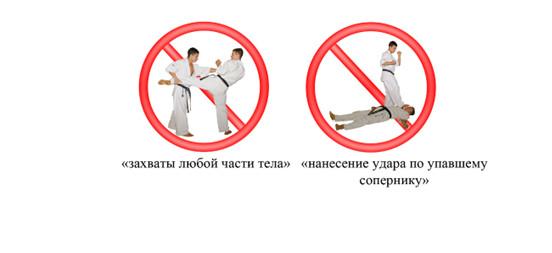 Запрещенные технические действия.
