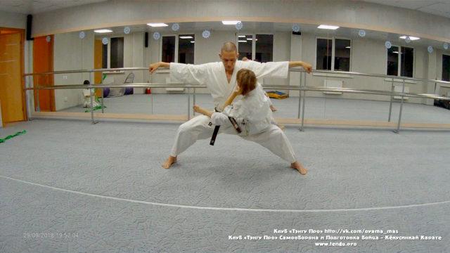 Упражнения для развития гибкости и силы в Кёкусинкай Карате