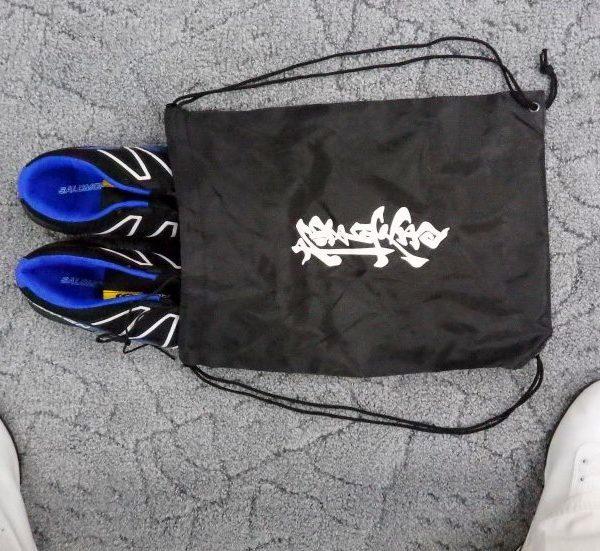 Сумка мешок для сменной обуви