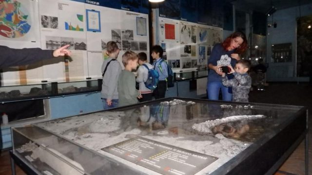 Клуб «Тэнгу Про» в Мурманском Областном Краеведческом Музее