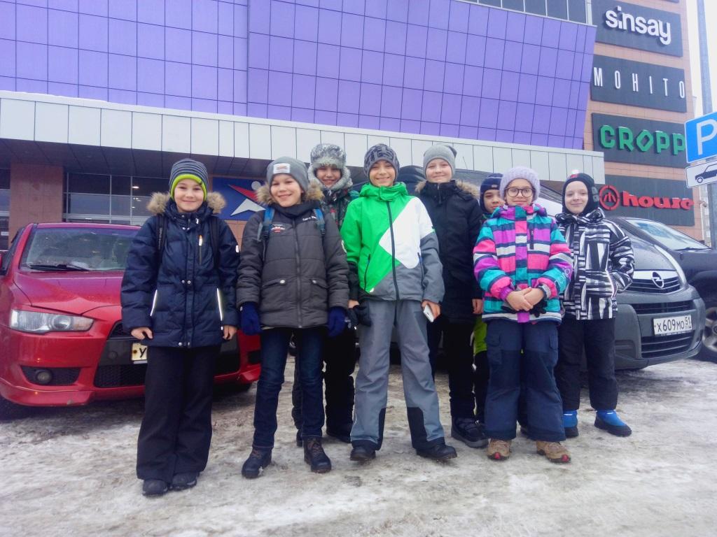 Клуб «Тэнгу Pro» в Activity park (1)