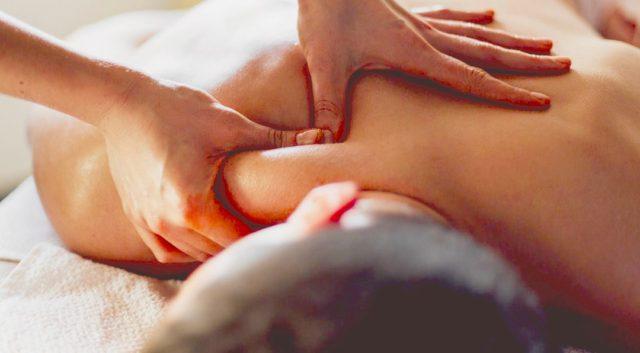 Польза массажа в реабилитации бойца Кёкусинкай карате