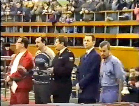 Самый первый турнир Мурманской области по Кёкусинкай карате