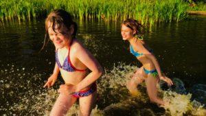 Как мы купались в Бологое